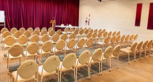 Function Room with seminar style seating