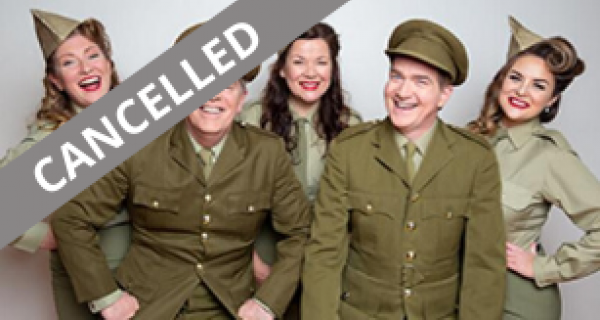 Salute to the ANZACS cancelled
