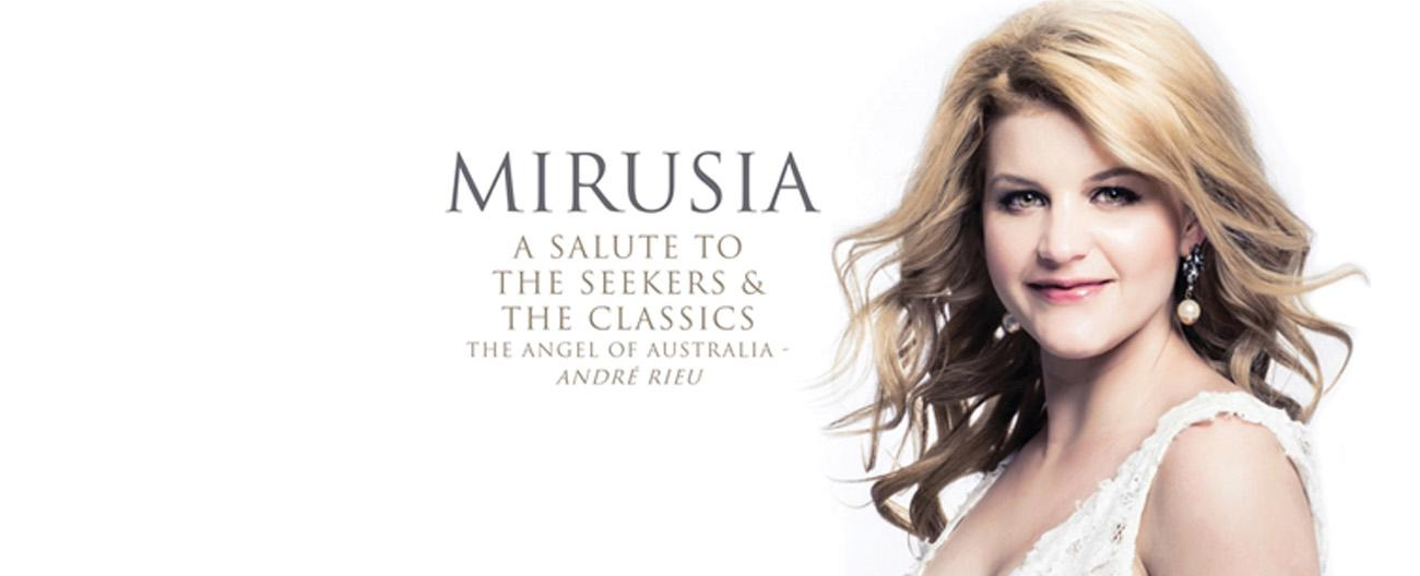 Picture of Mirusia with Text